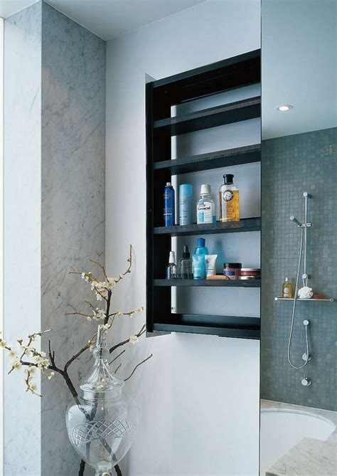 Diy bathroom storage ideas   Bathroom wall cabinets