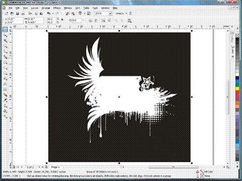 video tutorial coreldraw dasar tutorial coreldraw dasar belajar corel bagi pemula