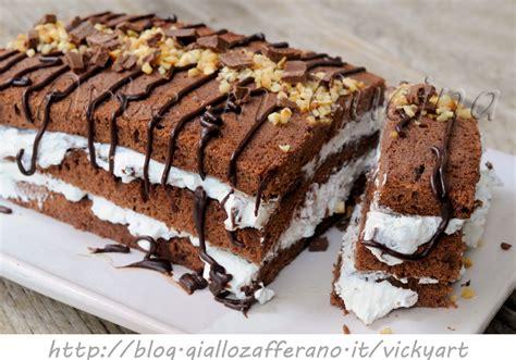 torta al cioccolato con panna da cucina semifreddo veloce panna e cioccolato torta facile arte