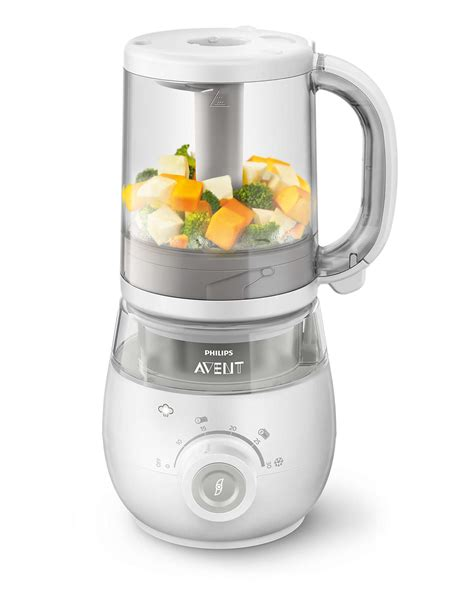 Alat Cukur Philip 4 in 1 healthy baby food maker scf875 02 philips