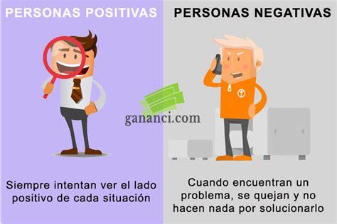 imagenes positivas y negativas 11 diferencias entre la gente positiva y la negativa