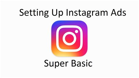 tutorial instagram ads setting up instagram ads for shopify 2017 tutorial youtube