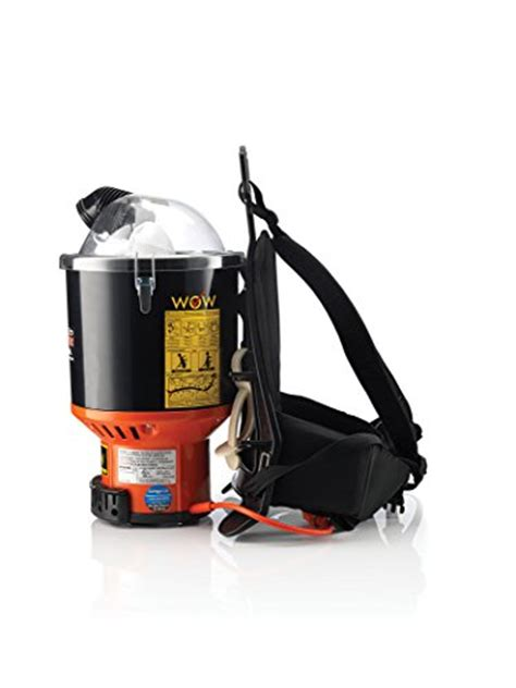 hoover commercial c2401 shoulder vac pro backpack vacuum with 1 1 2 inch attachment kit with a