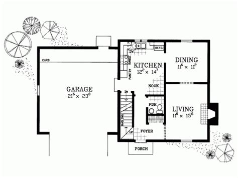 house plans under 1400 sq ft colonial house plan 1400 sq ft next house pinterest