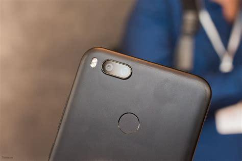 Mi A1 Color Black Garansi Tam 17 tr 234 n tay xiaomi mi a1 chạy android one chip giống bphone 2017 k 233 p portrait gi 225 chỉ