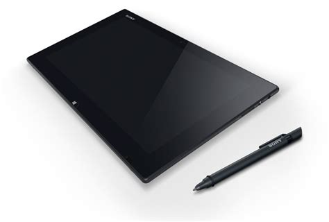 Tablet Sony Vaio Tap 11 sony unveils vaio tap 11 its windows 8 tablet