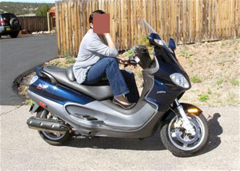 modern vespa 2007 piaggio x9 evolution 500cc for sale