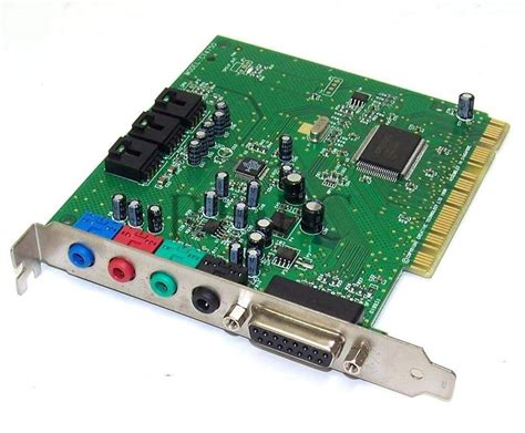 how to make a sound card creative labs sound blaster ct4750 pci sound card ebay