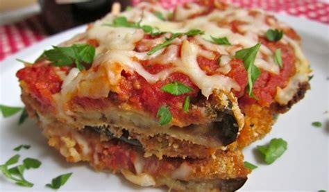 buonissimo italia a tavola sua maest 224 la parmigiana sovrana della tavola siciliana