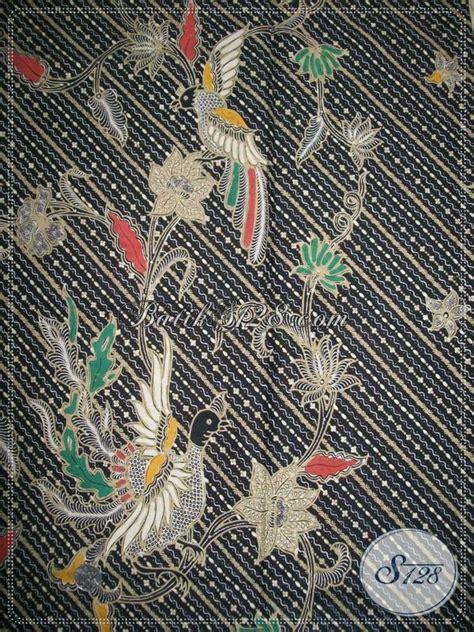 Hem Batik Lawasan batik klasik toko batik lawasan k1003bt