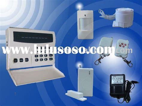 Apartment Security Diy Diy Wireless Alarm Diy Wireless Alarm Manufacturers In