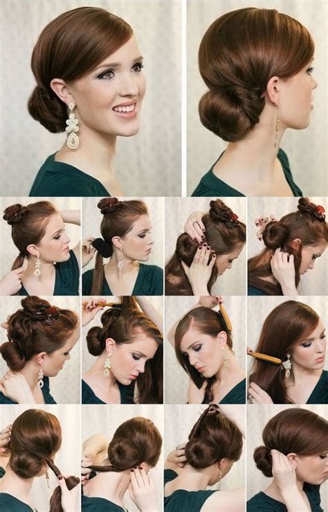 haircuts with vertical lays business hairstyles for long hair master classes with photo