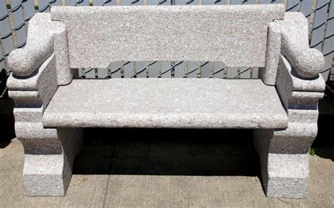 granite benches granite bench