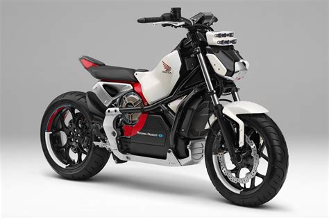 honda bikes honda riding assist e debuts concept electric motorcycle