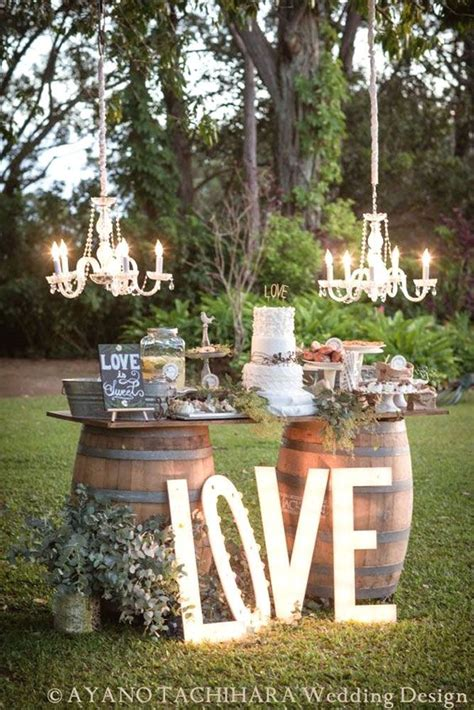 Wedding Decoration Pictures by 25 Best Ideas About Wedding Rustic On Rustic