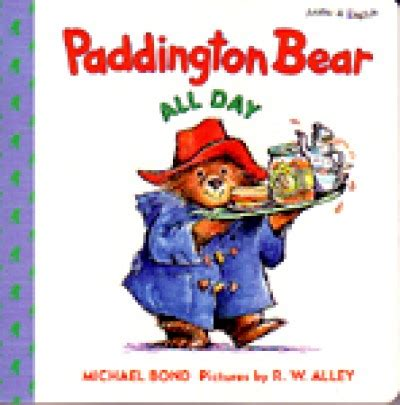 paddington bear all day paddington bear all day in vietnamese english