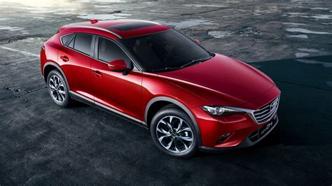 autos mazda 2017 2017 mazda cx 4 4k wallpaper hd car wallpapers id 6725