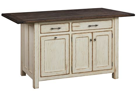 mission kitchen island shop the look rustic ancient mission island set