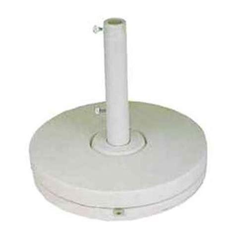Patio Umbrella Ring Grosfillex Us106604 35 Lb White Umbrella Base Ring Etundra