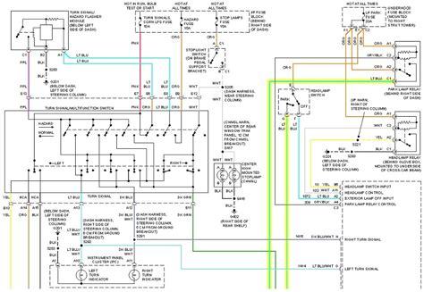 brake light switch 98 chevy silverado 98 chevy brake light wiring diagram circuit and