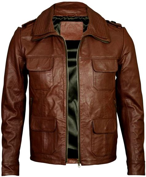 brown motorcycle jacket brown jacket for mens pl jackets