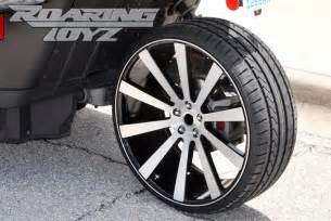 Big Tires For 24 Inch Rims Custom Wheels For Polaris Slingshot 24 Inch Front 24 Inch