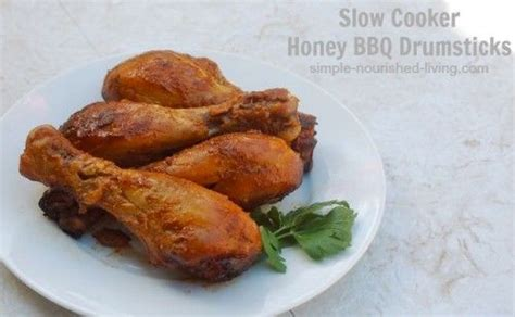 Drumsticks For Health by Cooker Honey Bbq Drumsticks Recipe Recipes