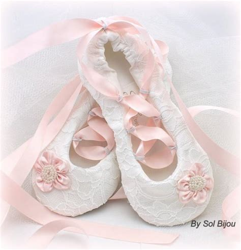 white ballerina slippers ballet flats bridal wedding shoes flats lac up