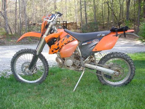 2004 Ktm 250exc 2004 Ktm 250 Exc Racing Moto Zombdrive