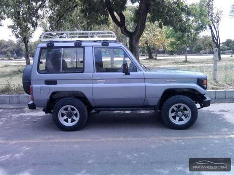 Toyota Land Cruiser Used Used Toyota Land Cruiser 1989 Car For Sale In Islamabad