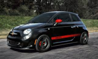 Abarth Mpg 2017 Fiat 500 Abarth Review Msrp Price Mpg Interior