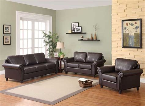 pictures of living rooms with brown sofas best color to paint a living room with brown sofa pictures