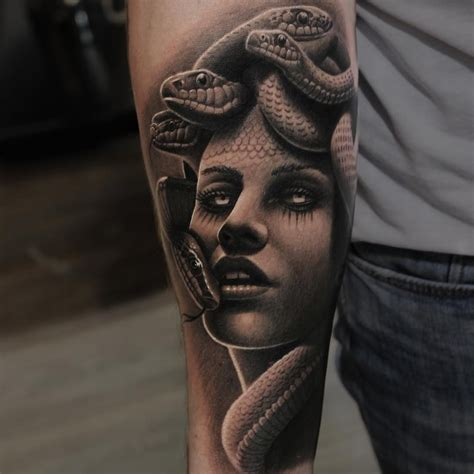 13 1 tattoo artists org medusa medusa medusa and