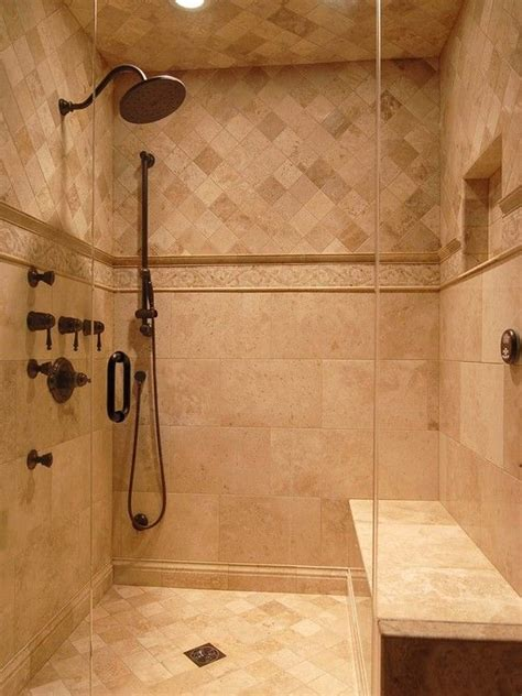bathroom travertine tile design ideas 17 best ideas about travertine shower on pinterest