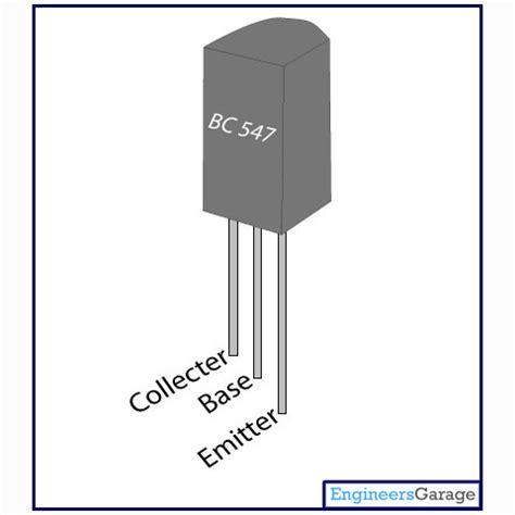 bc transistor bc pinout  datasheet