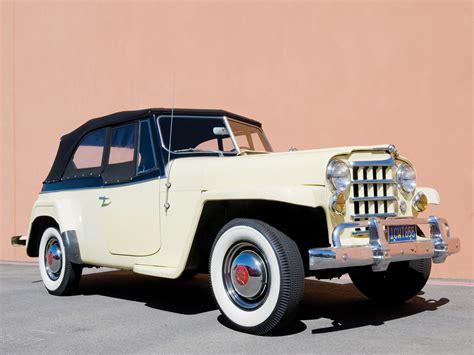 1948 willys jeepster 1948 willys jeepster 4x4 jeep retro wallpaper 2048x1536