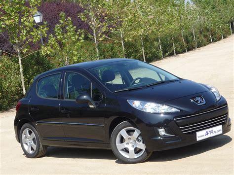 peugeot models peugeot 207 2009 models auto database com
