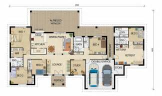 House Designs Floor Plans Acreage Rural Designs From House Plans Queensland