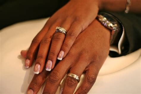 Reasons Why Some Prefer Not To Wear Wedding Rings by Not Wearing Your Wedding Ring Is A Big Deal Abuja Married
