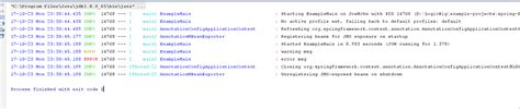 log4j2 pattern color spring boot customizing console logging format