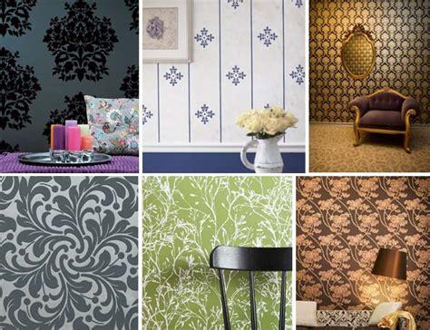 Wallpaper Motif Garis Minimalis 1 50 Contoh Wallpaper Dinding Ruang Tamu Minimalis