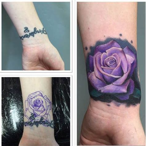 tattoo cover ups on wrist wrist tattoos inked magazine