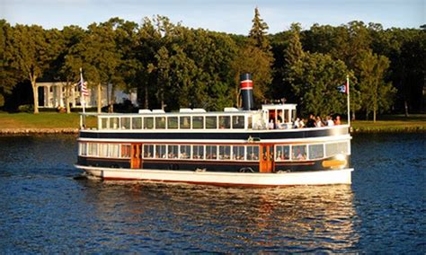 lake geneva boat tours dinner lake geneva cruise line in lake geneva wisconsin groupon