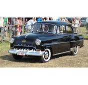 1953 Opel Olympia Rekord  Information And Photos MOMENTcar