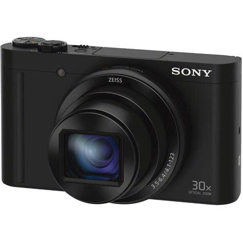 Sony Cyber Dsc Wx500 Putih sony cyber dsc wx500 digital black dscwx500
