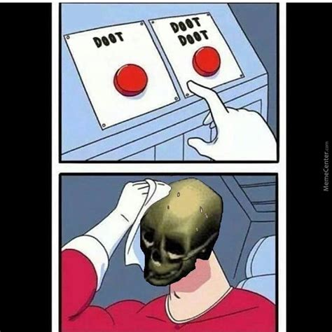 Doot Doot Meme - to doot or not to doot that is the question by mr skeltal