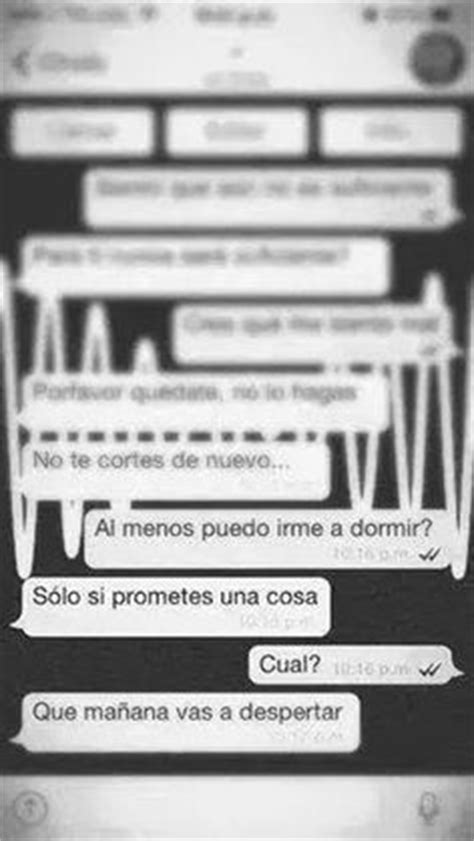 imagenes suicidas cortadas frases on pinterest frases spanish quotes and quotes in