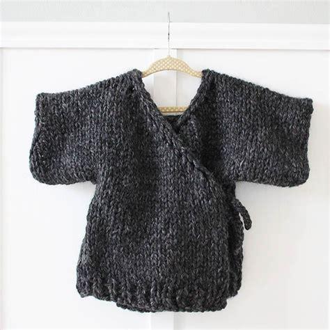 Knitting Pattern Kimono Sweater | toddler kimono sweater allfreeknitting com