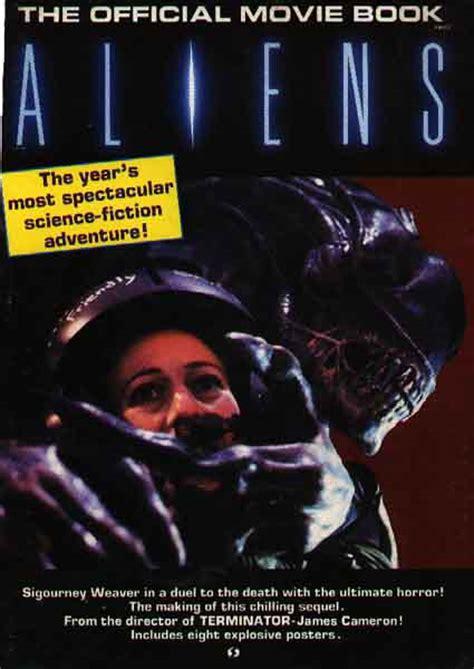 alien cookbook aliens movie book ach