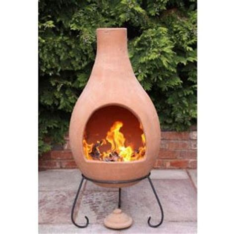 chiminea planet clay chiminea outdoor fireplaces